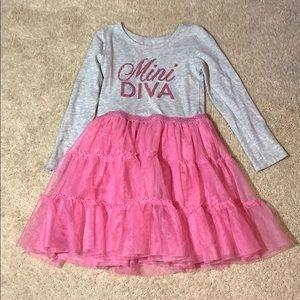 Mini Diva tutu dress